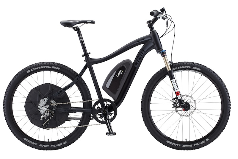 Bikes Cycles OHM XS electric bike