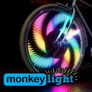 monkey light bike wheel