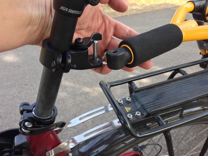 Burley Travoy Trailer Review E Bike Cargo Hauler Shopping Cart