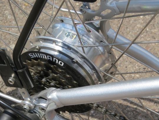 Cemoto-city-commuter-300-watt-motor
