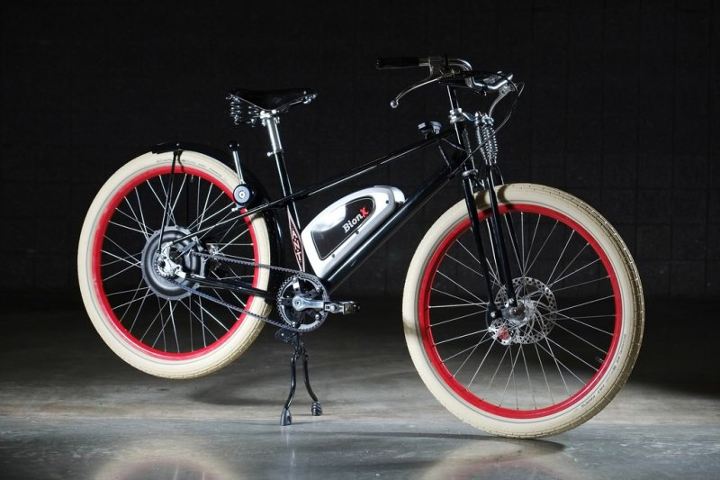 custom electric bikes with bionx gates belt drive. Black Bedroom Furniture Sets. Home Design Ideas