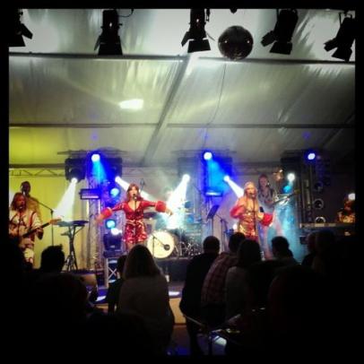 ABBA's Back in Cloppenburg!