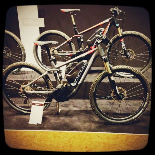 Trip Report New Electric Bikes From Kalkhoff Focus At The Derby