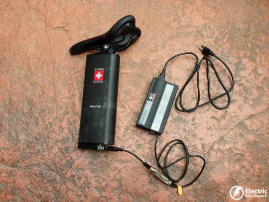 eflow-electric-bike-seatpost-battery-charger