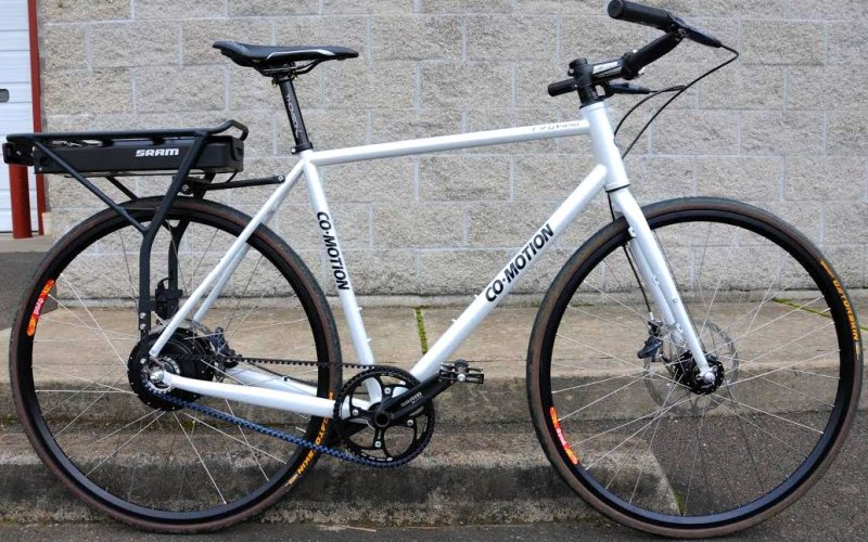 E Bikes Eugene Oregon Co Motion Cycles also from