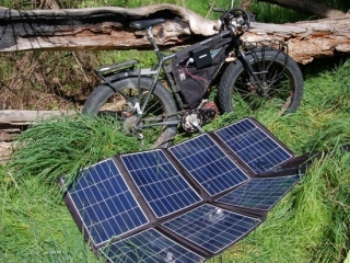 portable-solar-electric-bike-charging