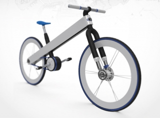 Toyota electric bike
