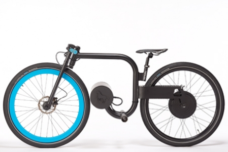 One Horse Electric Bike Concept