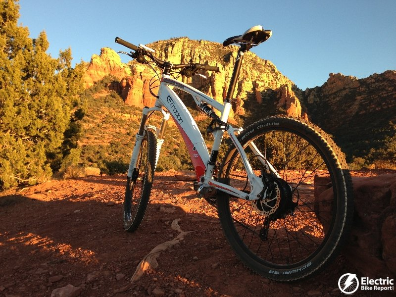 Easy Motion Neo Jumper Full Suspension Electric Mountain