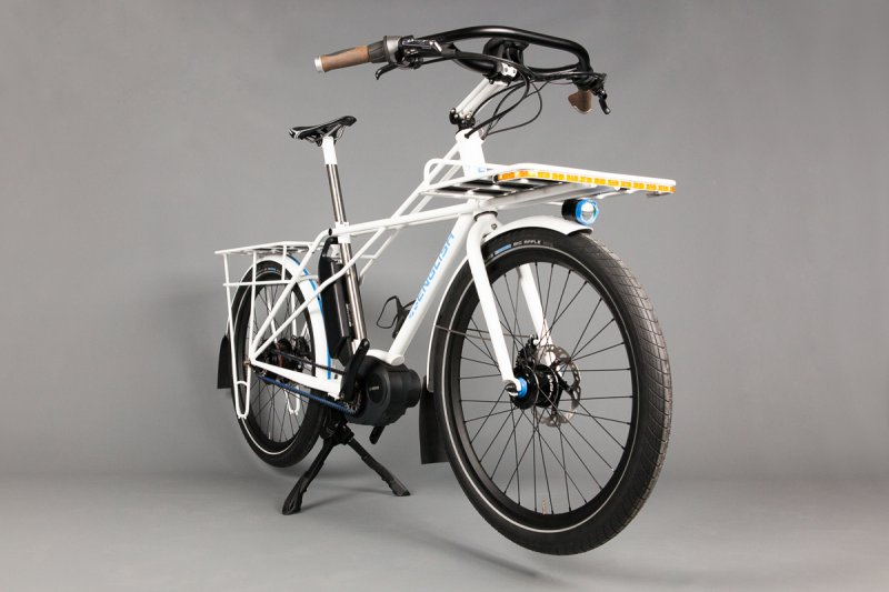 E Bikes Eugene Oregon The stem has water cut plates