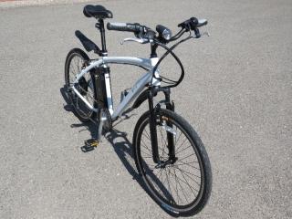 The F4W Peak electric bike by Hero Eco