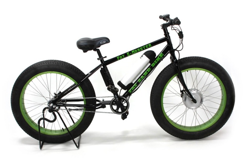 guide to fat electric bikes videos electric bike. Black Bedroom Furniture Sets. Home Design Ideas