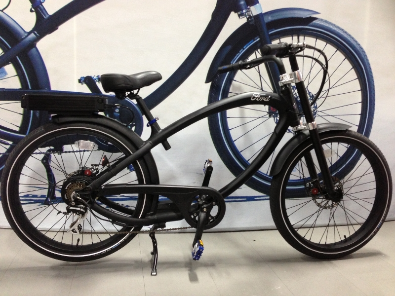 New Ford Electric Bike Ed By Pe