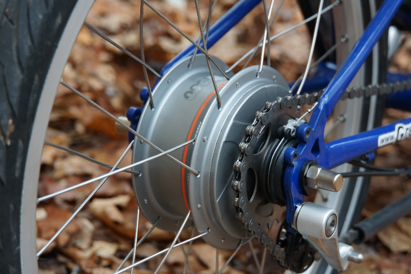 Bike Hubs Review inside the hub you have a