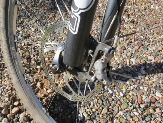 haibike-amt-pro-sram-disc brake