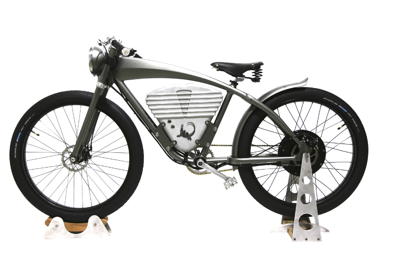 new e bike bling the icon e flyer and the caterham classic carbon