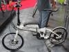 Dahon folding bike with BionX electric bike kit