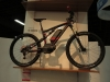 Felt full suspension electric mountain bike