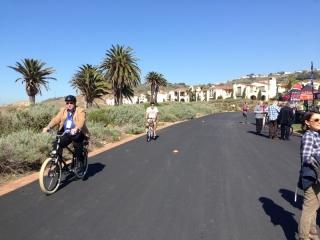 media-test-riding-ebikes-at-interbike-electric-bike-event