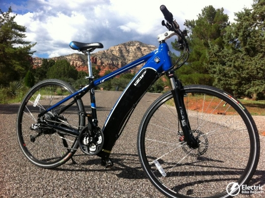 out-on-the-road-izip-ultra-electric-bike