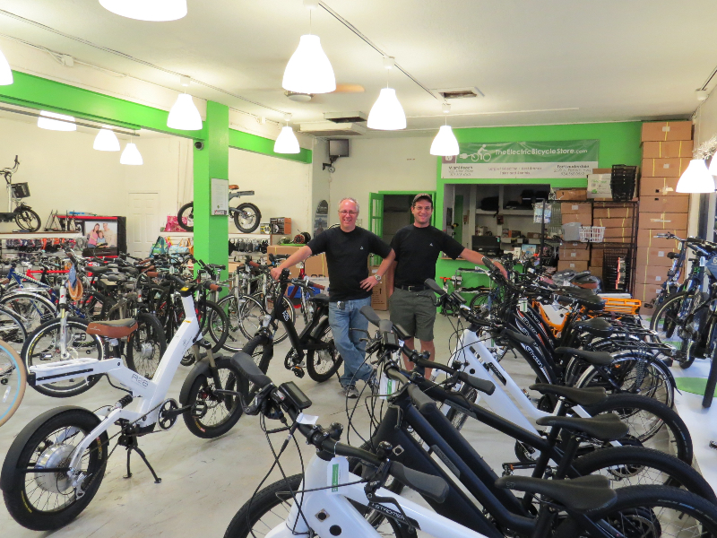 Trip Report Touring The New Prodecotech Us Electric Bike