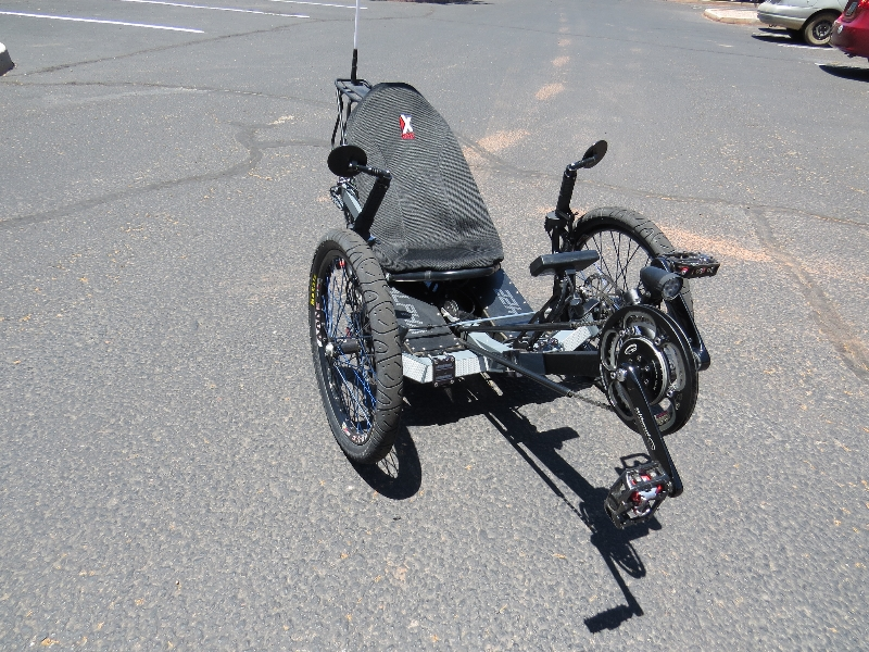 Outrider Electric Trike 422