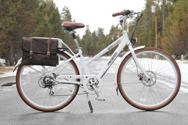 Pedego City Commuter Electric Bike Review Electric Bike