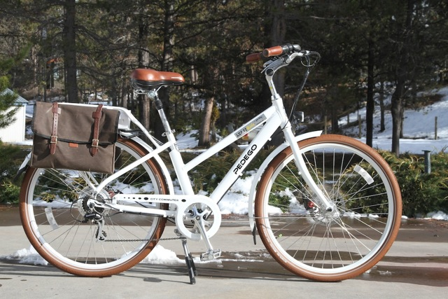 Electric Bicycle Reviews >> Pedego City Commuter Electric Bike Review Electric Bike Report