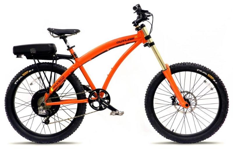 Electric Bikes outlaw ss electric bike