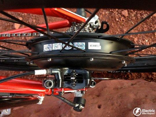 prodeco-outlaw-ss-750-watt-direct-drive-rear-hub-motor-and-avid-elixr-5-rear-disc-brake