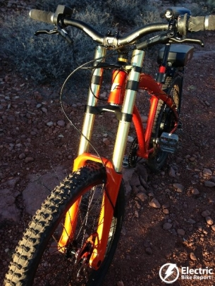 prodeco-outlaw-ss-140mm-suspension-fork