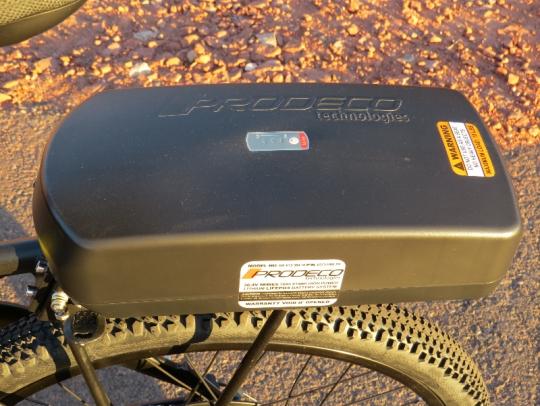 prodeco-phantom-x3-battery