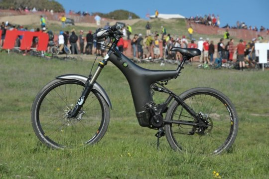 optibike electric mountain bike