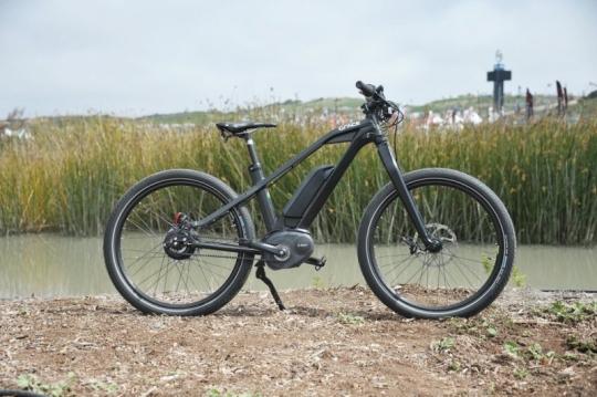 grace electric bike