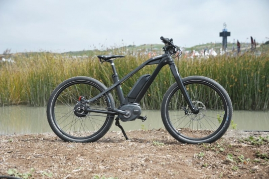grace electric bike