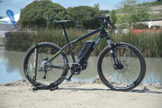 izip peak electric bike