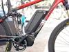 izip peak full suspension electric mountain bike