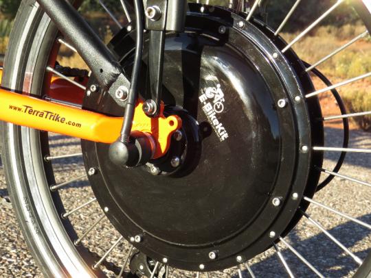 ebike-kit-motor-on-terratrike-rambler