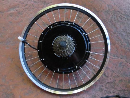 ebike-kit-motor