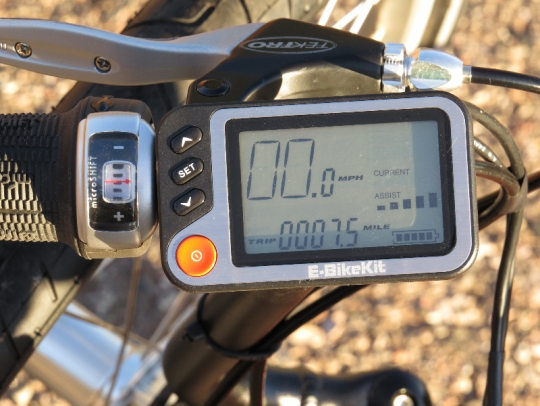 ebike-kit-display