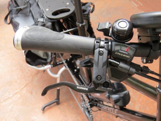xtracycle-edgerunner-shimano-brake-lever