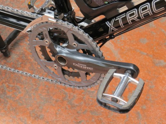 xtracycle-edgerunner-shimano-deore-cranks