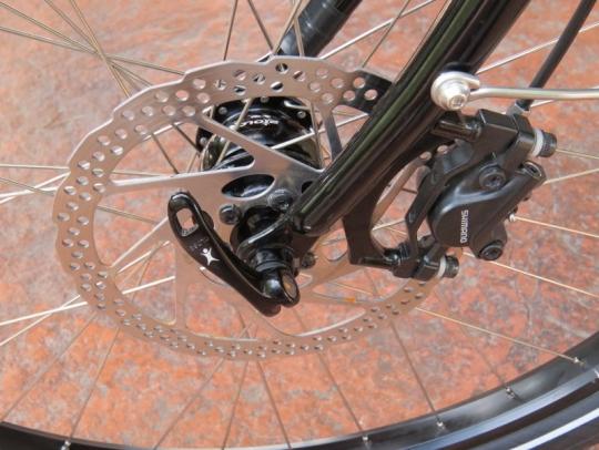 xtracycle-edgerunner-front-brake