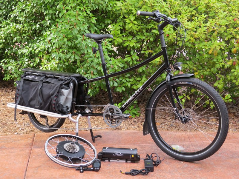 Xtracycle Edgerunner With Falco Emotors Electric Bike Kit Video