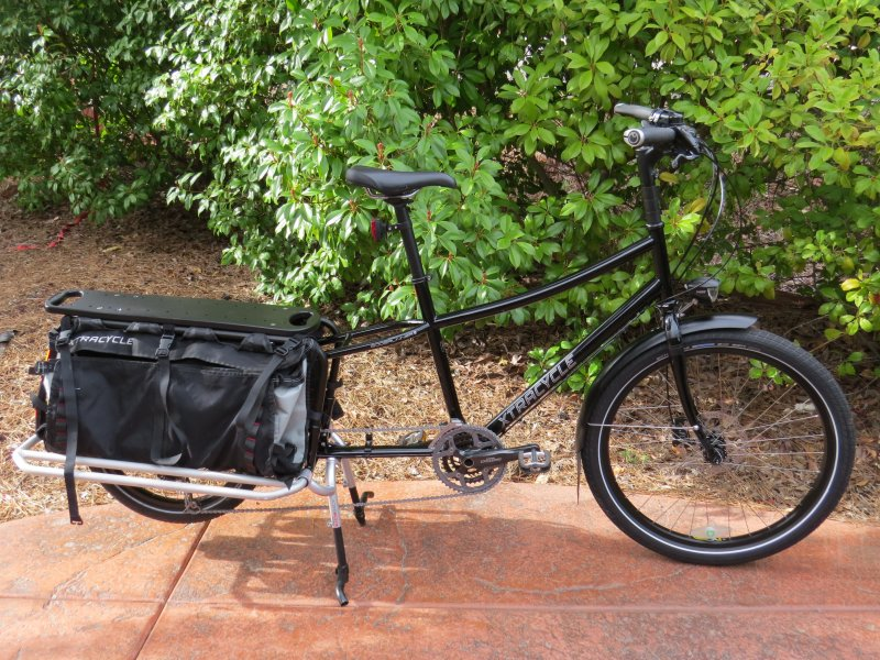 Xtracycle Edgerunner Cargo Bike With Falco Emotors Electric Bike