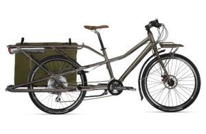 Nice Car Alternative Trek Transport Electric Cargo Bike