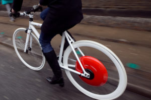 Video Copenhagen Wheel A Clean Way To Convert Your Bike To