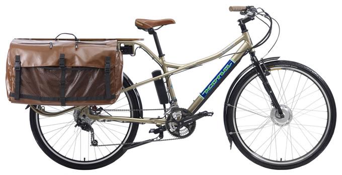 2011 Kona Electric Ute Cool Electric Cargo Bike