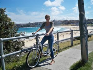 Electric Bikes Part of the Sydney Australia Sustainable Transport Plan