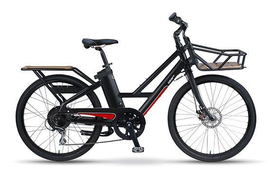 IZIP Metro electric cargo bike